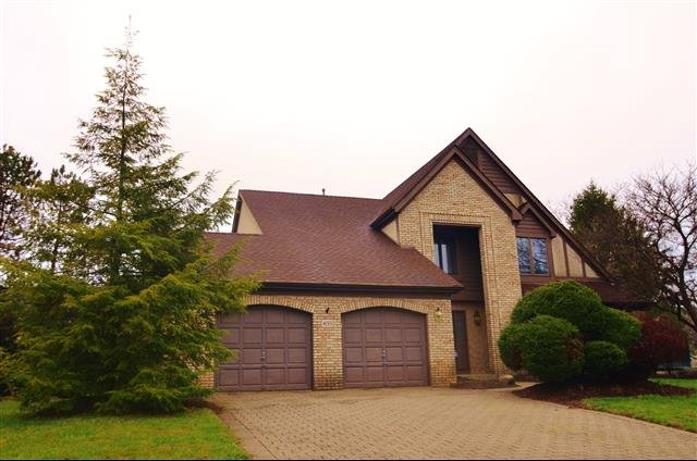 house for rent in 4155 checkerberry ct hilliard oh